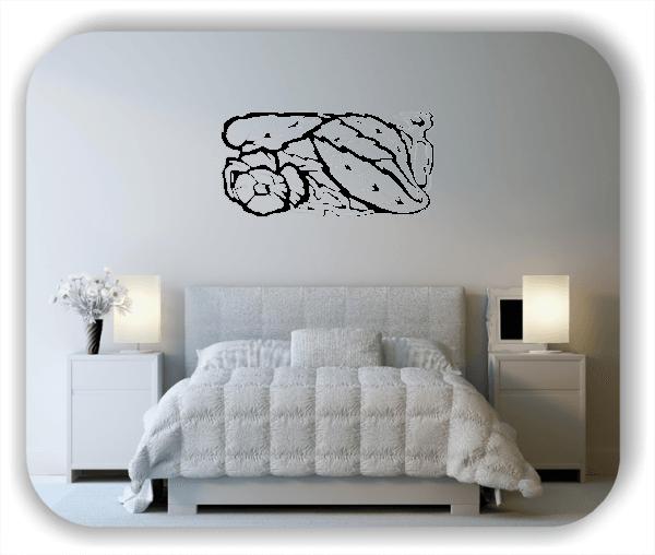 Wandtattoo - Natur Ornamente - ab 50 x 25 cm - Motiv 60