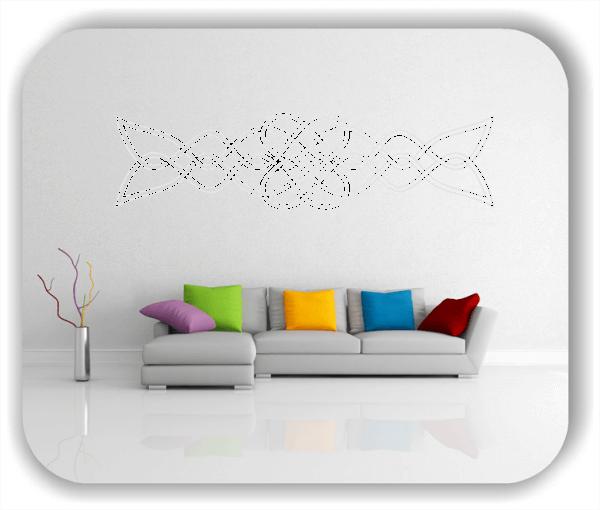 Wandtattoo - Geltic Design - Motiv 8
