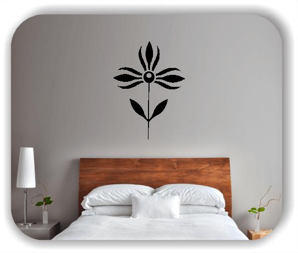 Wandtattoo - Schnittblumen - ab 37x50 cm - Motiv 9044
