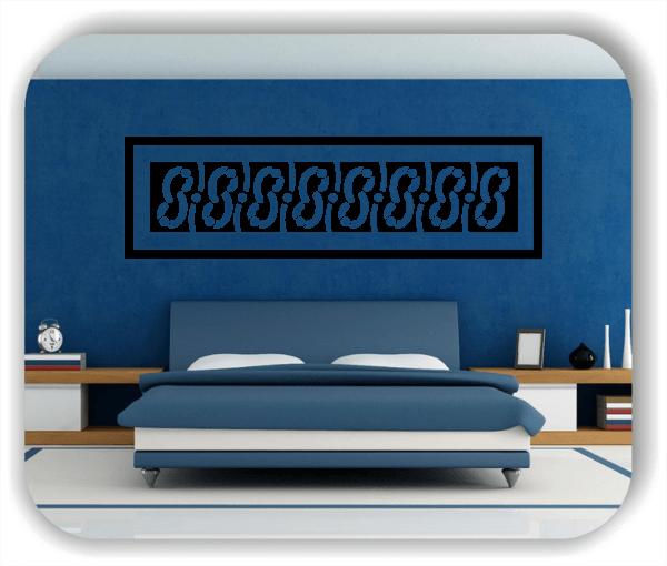 Wandtattoo - Mexican Design - Motiv 53