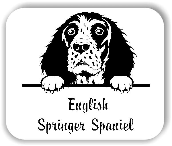 Wandtattoo - Hunde - English Springer Spaniel