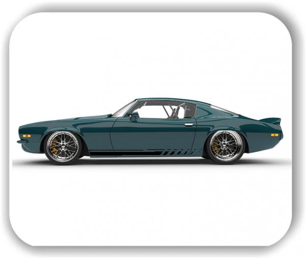 Auto Folien Aufkleber - 12 cm Höhe - Motiv 1966