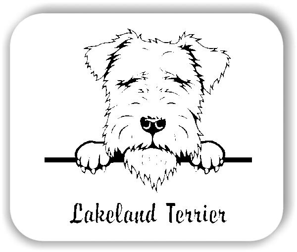 Wandtattoo - Hunde - Lakeland Terrier