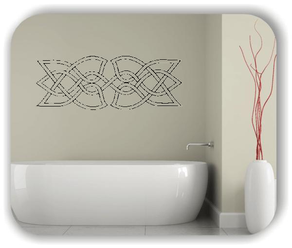 Wandtattoo - Geltic Design - Motiv 22