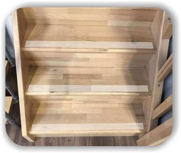 Anti-Rutsch Streifen - Für Treppen - Individueller Zuschnitt