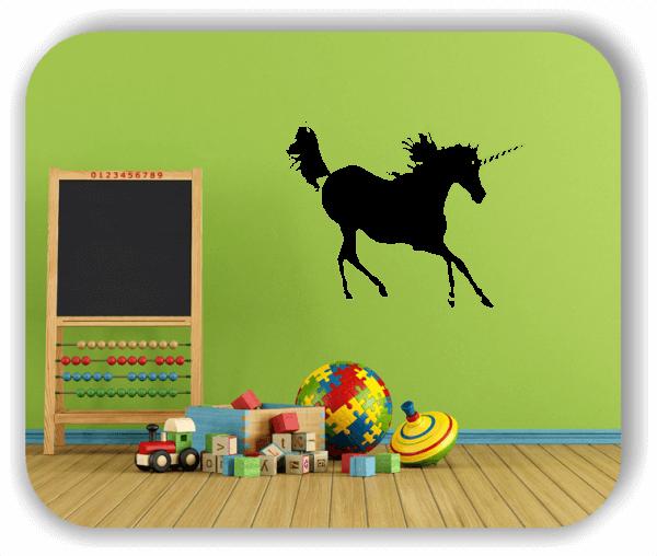 Wandtattoo - Einhorn für das Kinderzimmer