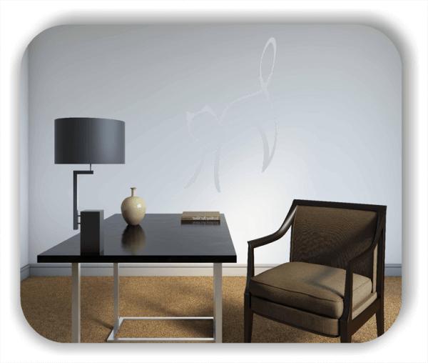 Wandtattoo - Tier Silhouette - ab 50x80 cm - Katze