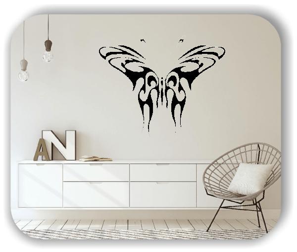 Wandtattoo - ab 50x40 cm - Schmetterling