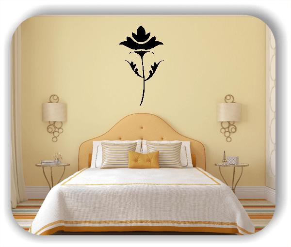 Wandtattoo - Schnittblumen - ab 25x50 cm - Motiv 9026