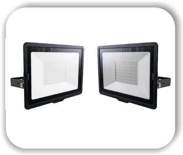 Zuschnitt Diffusorfolie 60% Lichtdurchlässigkeit - LED Filterfolie
