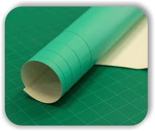 Oracal Oramask 831 Sandstrahlfolie – 126 cm Rollenbreite – Grün