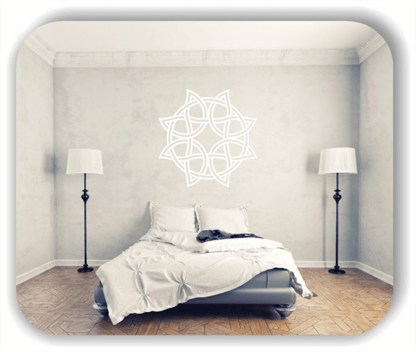 Wandtattoo - Geltic Design - Motiv 73
