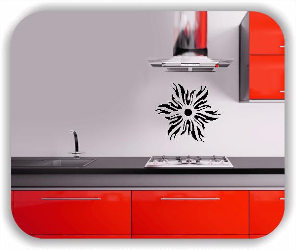 Wandtattoo - Florale Dingbats - ab 50x50 cm - Motiv 4100