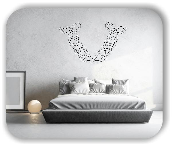 Wandtattoo - Geltic Design - Motiv 46