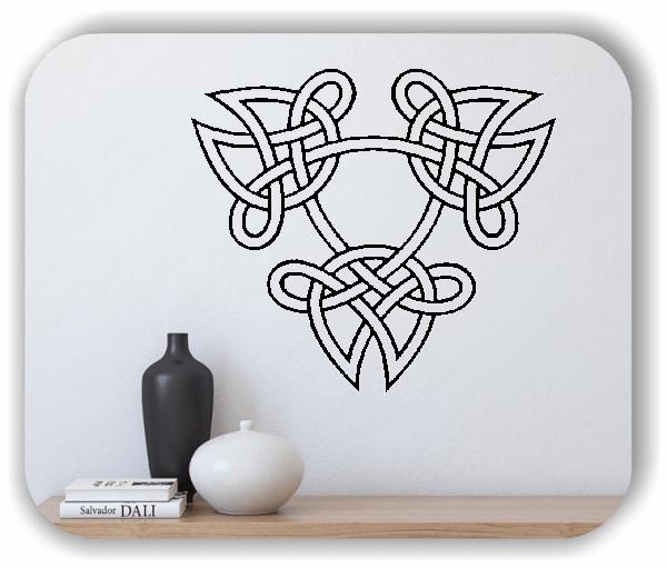 Wandtattoo - Geltic Design - Motiv 55