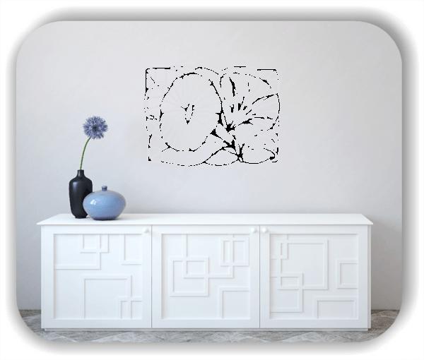 Wandtattoo - Natur Ornamente - ab 60 x 43 cm - Motiv 15
