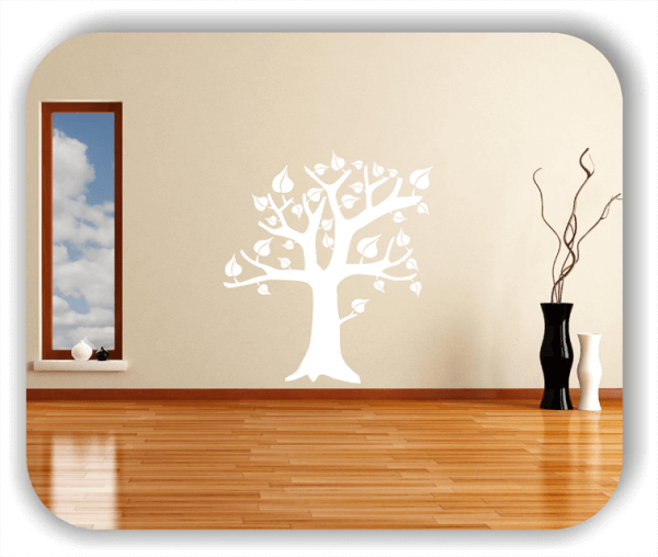 Wandtattoo - ab 50x55cm - Baum - Motiv 8251