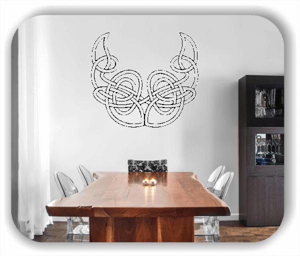 Wandtattoo - Geltic Design - Motiv 54