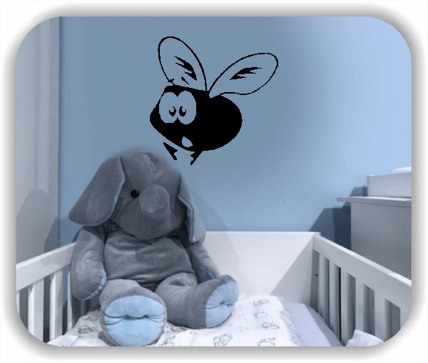 Wandtattoo - Verzweifelte Fliege