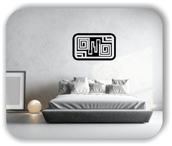 Wandtattoo - Mexican Design - Motiv 26