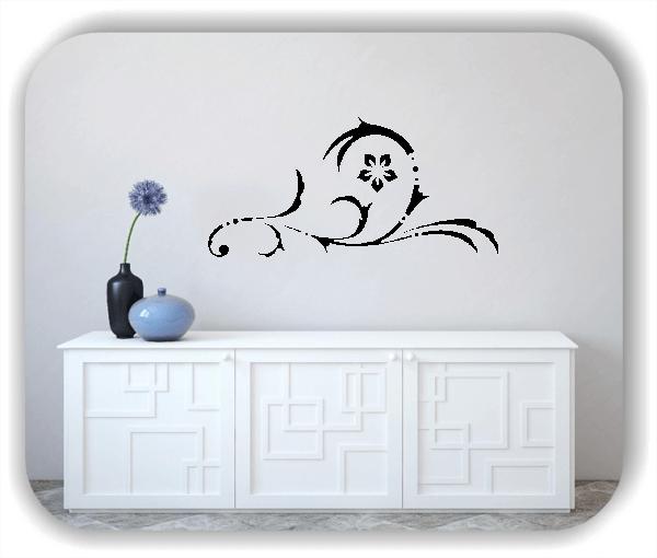 ❤ Wandtattoo - Ornament Renaissance - ab 50 x 25 cm - Motiv 25