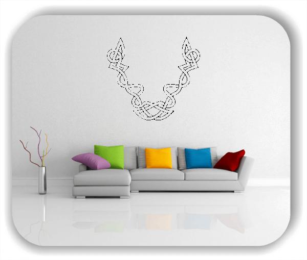 Wandtattoo - Geltic Design - Motiv 57