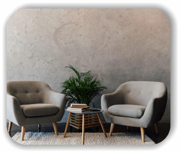 Wandtattoo - Tier Silhouette - ab 50x42 cm - Schaf