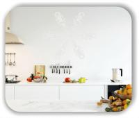 Wandtattoo - Snowflakes - ab 50x43 cm - Motiv 2542