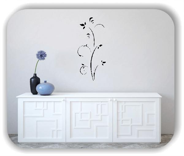 Wandtattoo - Japan Floral - ab 25x60 cm - Motiv 3246