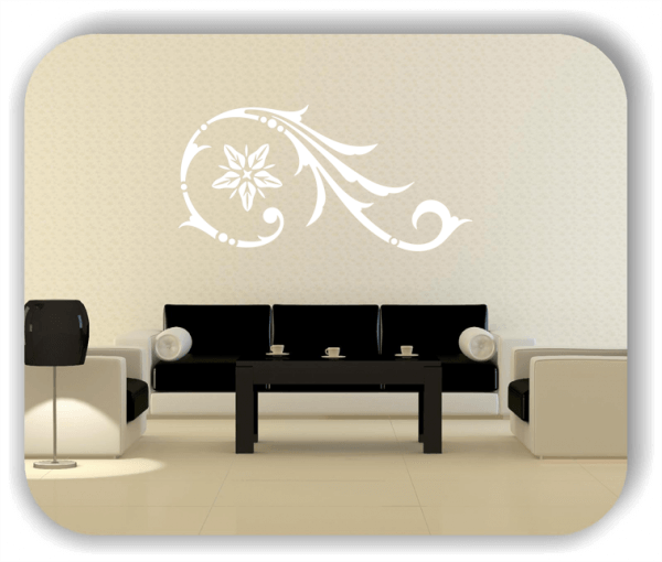 Wandtattoo - Ornament Renaissance - ab 50 x 25 cm - Motiv 20