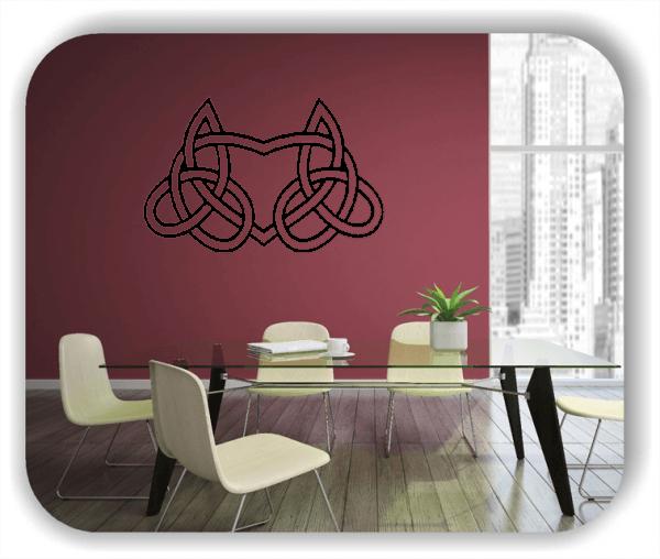 Wandtattoo - Geltic Design - Motiv 43
