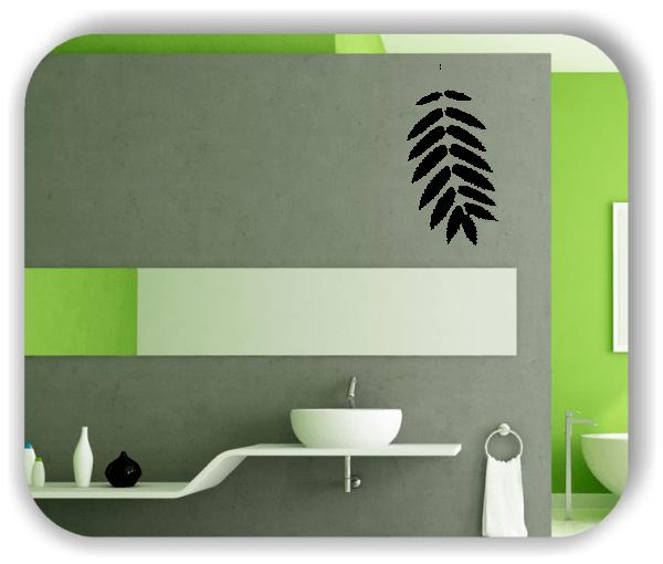 Wandtattoo - ab 50x97,5cm - Blätter - Motiv 8236