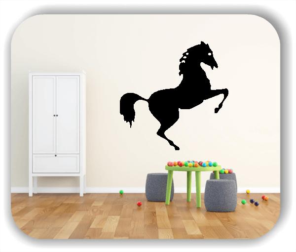 Wandtattoo - Edles Pferd