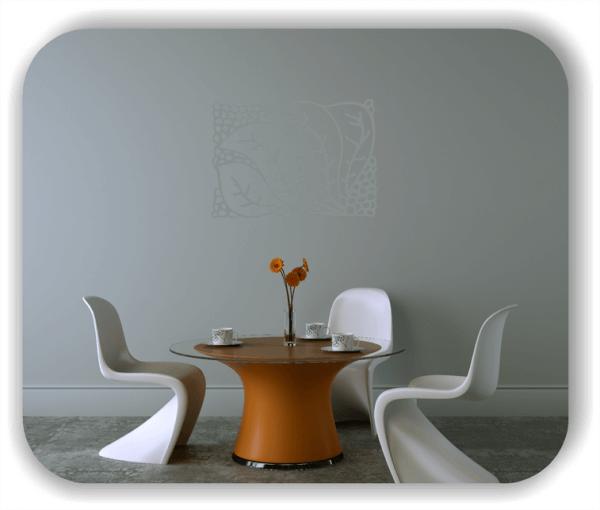 Wandtattoo - Natur Ornamente - ab 60 x 43 cm - Motiv 21