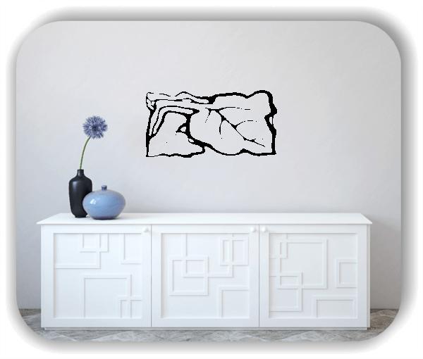 Wandtattoo - Natur Ornamente - ab 50 x 25 cm - Motiv 94
