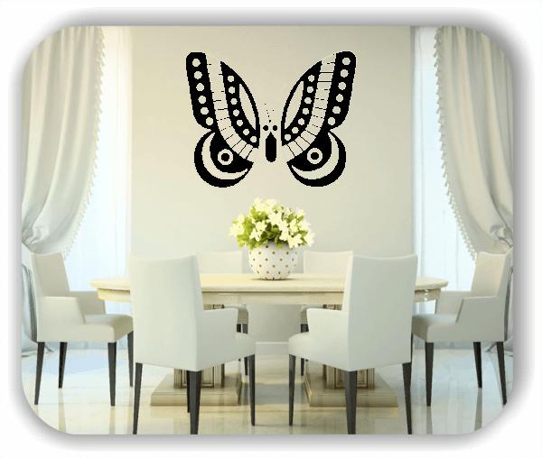 Wandtattoo - Schöner Schmetterling