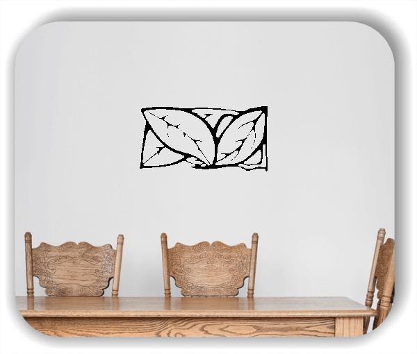 Wandtattoo - Natur Ornamente - ab 50 x 25 cm - Motiv 79