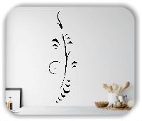 Wandtattoo - Japan Floral - ab 20x60 cm - Motiv 3278
