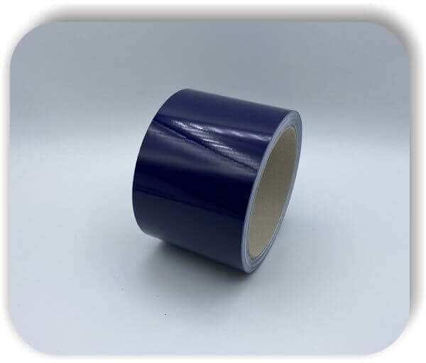 Boots Zierstreifen 200 mm Kobaltblau Glanz Auto Dekorstreifen