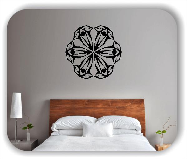 Wandtattoo - Snowflakes - ab 50x48 cm - Motiv 2502