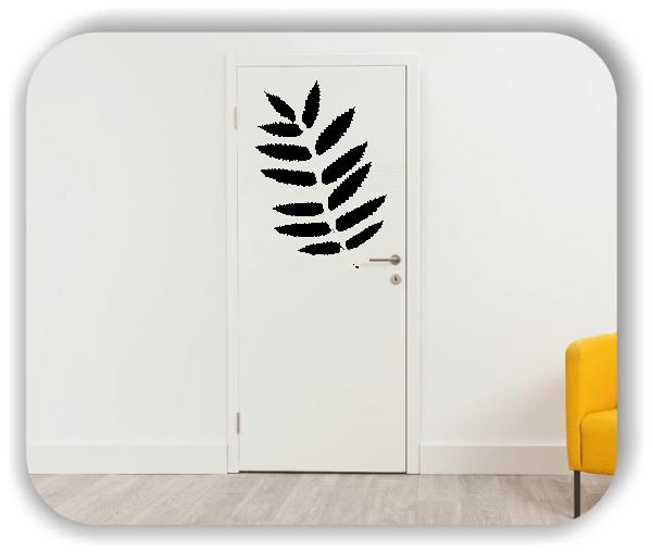 Wandtattoo - ab 50x70cm - Blätter - Motiv 8247