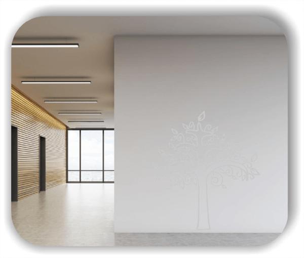 Wandtattoo - ab 50x55cm - Baum - Motiv 8250