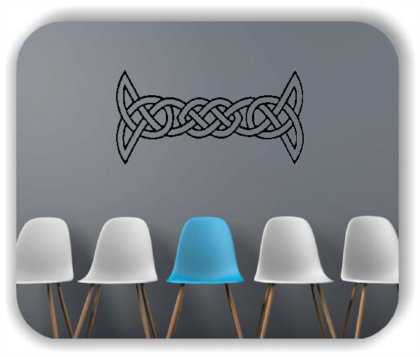 Wandtattoo - Geltic Design - Motiv 30