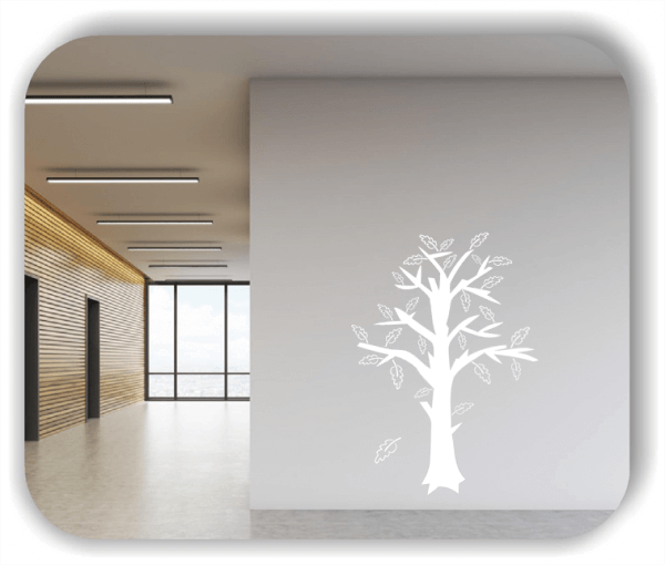 Wandtattoo - ab 50x70cm - Baum - Motiv 8246