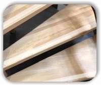 Anti-Rutsch Folie - 18 Streifen a 40x4 cm für Treppenstufen