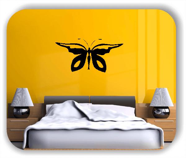 ❤ Wandtattoo - Schöner Schmetterling ❤