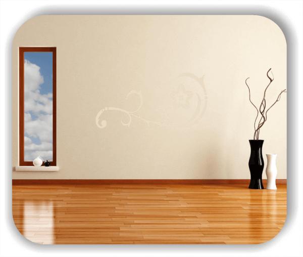 Wandtattoo - Ornament Renaissance - ab 50 x 25 cm - Motiv 22
