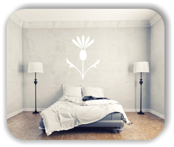 ❤ Wandtattoo ❤ Schnittblumen - ab 37x50 cm - Motiv 9043