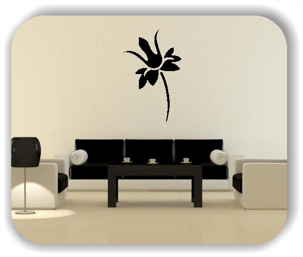 Wandtattoo - Schnittblumen - ab 30x50 cm - Motiv 9033