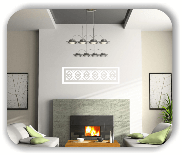 Wandtattoo - Mexican Design - Motiv 60